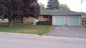 A large renovated 3 bedroom bungalow for rent in newmarket