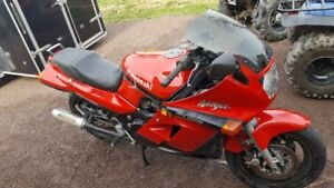 Last chance to buy 86 Kawasaki ZX1000R befor I put it in storage