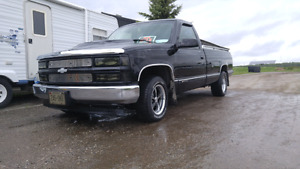 Beauty Chevy must go