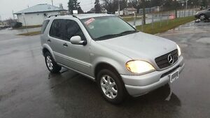 MERCEDES-BENZ ML 430 *** STUNNING SUV!! *** CERTIFIED $5995