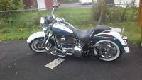 SOFTAIL DELUXE FOR SALE