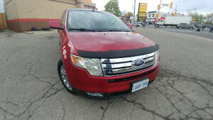 2007 Ford Edge AWD SEL CERTIFIED NAVIGATION