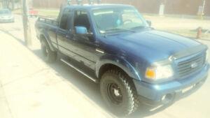 Ford Ranger 2008 V6 3.0L 2x4 Sport
