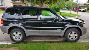 2001 Ford Escape XLT - $1200 Or Best Offer