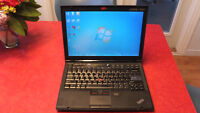 Lenovo Thinkpad X300, super thin, light