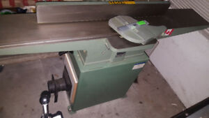 General Jointer & Table saw