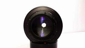 Carl Zeiss Planar T f1.4 50mm AEJ Lense for Contax/Yashica Mount Windsor Region Ontario image 5