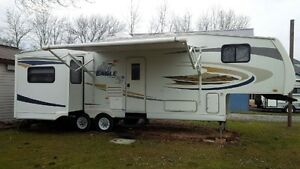 5th Wheel - Jayco Eagle Super Lite