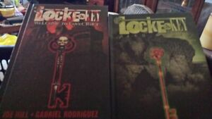 LOCKE & KEY WELCOME TO LOVECRAFT & MIND GAMES