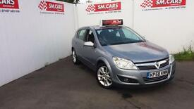 2009 58 VAUXHALL ASTRA 1.9 CDTi DESIGN 150BHP.VERY NICE EXAMPLE.1OWNER & FULL SH