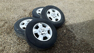 ford 2014 wheels and tires 4x4s