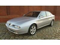 MODERN CLASSIC ALFA ROMEO 166 3.0 V6 24V * LOW MILES *