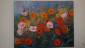 Beautiful Oil on Canvas - Original - Starting $80 St. John's Newfoundland image 2