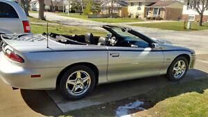 2000 Chevrolet Camaro SS Convertible