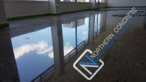 Polished Concrete< Epoxy Coatings and Floor prep!!!