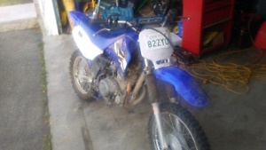 2005 TTR 125 Small wheel with Electric start