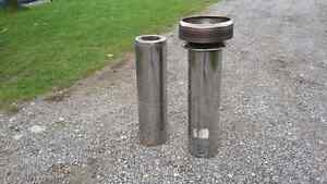 Stainless steel  insulated  chimney