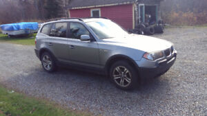 2005 BMW X3 SUV, Crossover