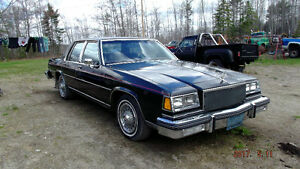 1985 Buick Le Sabre Collector's Edition