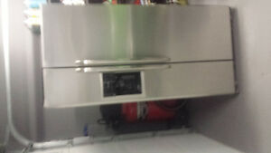 GE Stainless Steel Side By Side Refrigerator FS