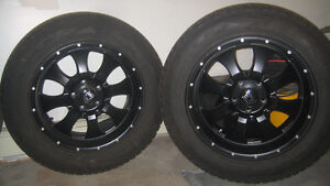 Goodyear Wranglers and Rims