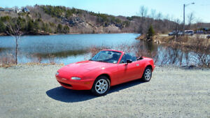 1991 Mazda MX-5 Miata With LSD