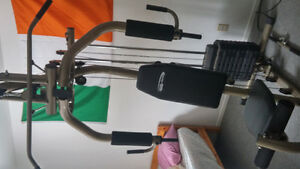 Tread mill and work out eqipment