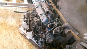 1970  dodge 383 2bbl engine with 727 trans..