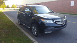 Acura mdx 2007 Tech Package