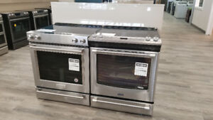 BLOW OUT SALE ELECTRIC & GAS FREE STANDING STOVES/RANGE