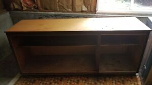 FREE! Solid WOOD Work Bench