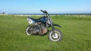 70cc Apollo Orion Pit/Dirt Bike