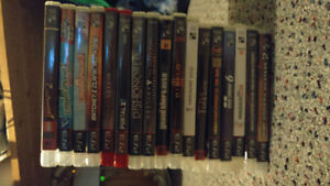 PS3 Games - prices listed