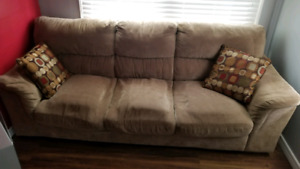 Cloth couch