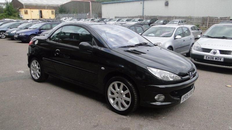 2005 Peugeot 206 CC 1.6 16v Sport 2dr