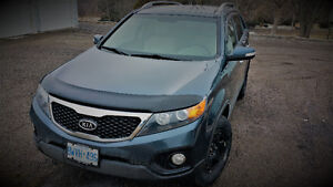 2012 Kia Sorento EX V6 AWD w/ SUNROOF, LEATHER, FULLY LOADED