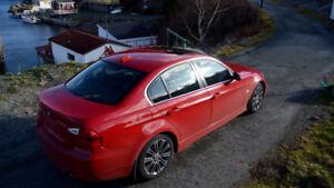 2007 BMW 3-Series 335xi Sedan