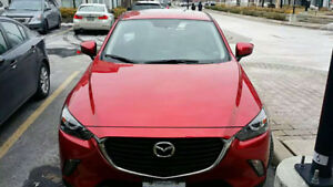 2016 Mazda CX-3 with luxury package SUV/Crossover lease transfer