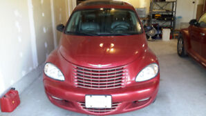 2004 PT Cruiser GT 5-Speed