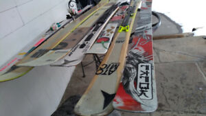 Skis (odds & ends)