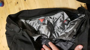 Dainese gore-tax cordura motorcycle pants