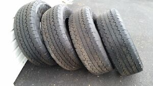 4 Used tires priced to sell fast