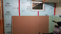 Hire - Wall Framing in Camrose