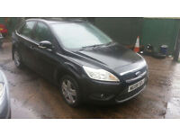 Ford Focus 1.8TDCi ( 115ps ) 2008.25MY Style SPARES OR REPAIR