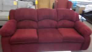 New sofa on sale $699. Wyse Buys Trading inc. 195 Wyse Rd. Dartm