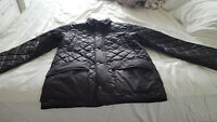 Men's Alfred Dunhill Lance Quilted Lightweight Jacket