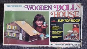 Vintage Doll House BrumBerger Strathcona County Edmonton Area image 1