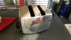 Vieux toaster stainless