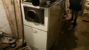 Oil furnace needs a burner