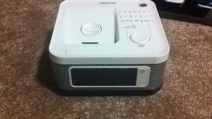 Memorex iPod Dock alarm clock